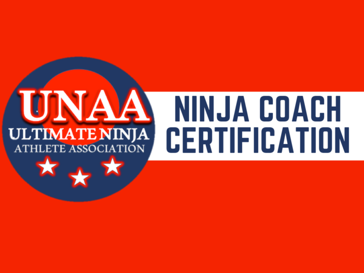 The UNAA Now Offers Ninja Coach Certification